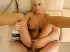 Puma Swede sucks and fucks this guy's cock in a great POV clip