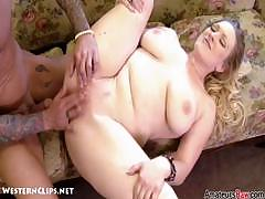 Moments With Sensual Busty Chick Vicky Vixen