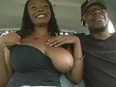 Stacy Adams has gorgeous, big round breasts that must be shared with...