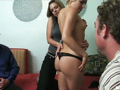 Brianna Beach in swinger action