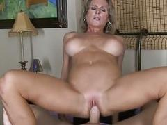 Busty Cougar Hardcore Pussy Pounding
