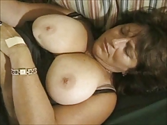 Mature 50+ with big boobs