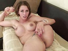 Destiny Porter sucking penis in exotic position