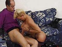 Mature,blonde and horny!
