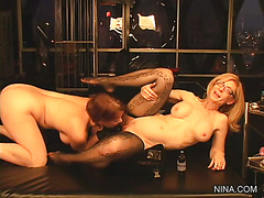 Lesson #69 - E-Girl Wants Nina Hartley Bad