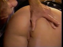 Busty blond bitch getting fucked