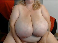Susie Q the biggest tits
