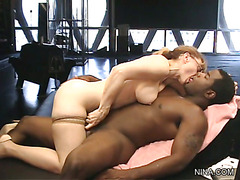Lesson #123 - Nina Hartley Getting Fucked
