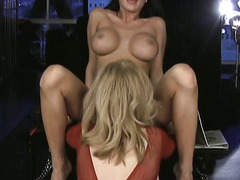 Lesson #150 - Lesson #150 - Nina Hartley and Jessica Jaymes