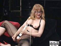Lesson #92 - Nina Hartley, Back to Basics