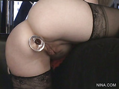 Lesson #84 - Nina Hartley Loves Anal