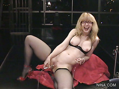 Lesson #34 - Nina Hartley Can't Sit Still
