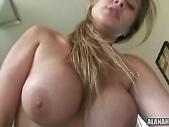 Alanah Rae Fucks Cock and Loves It!