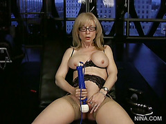 Lesson #116 - Nina Hartley Still Loves Being Watched!