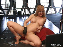 Lesson #27 - Nina Hartley Gets Ornery
