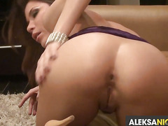 Aleksa Nicole - Watch me Play With Myself