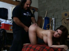 Annie Dickado Fucked by Ron Jeremy