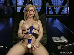 Lesson #115 - Alone with Nina Hartley