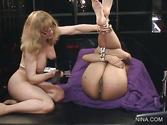 Lesson #73 - Mika Tan and Nina Hartley
