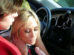 Tasha Reign Gets Caught Fucking in a Car