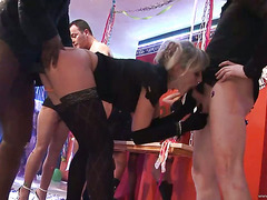 dr--k sex orgy new years sex ball scene 4