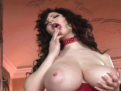 Busty Tease Part 1