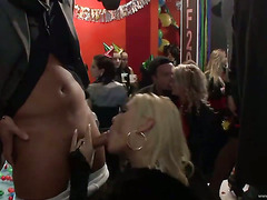 dr--k sex orgy new years sex ball scene 2