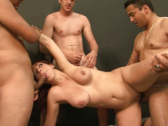 We Wanna Gang Bang Your Mom #11, Scene #01