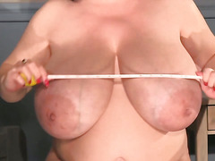 BBW With Amazing Huge Boobs