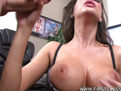 Kortney Kane Double Job
