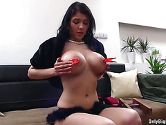Busty Britain Video36