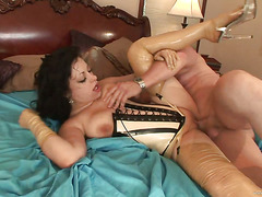 latex moms scene 4