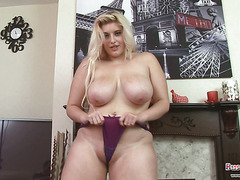 Busty Britain Video16