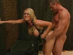 Hot Blondes Getting Pummeled
