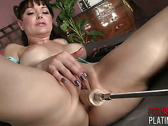 Danielle Foxx Fucked By A Fucker!†-†Movies