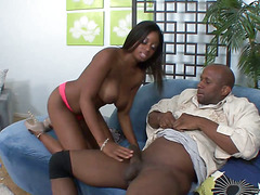 its a black daddy thing scene 2