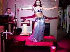 Alla Kushnir sexy Belly Dance part 114