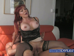 Sexy Vanessa & Tara Holiday Threesome †-†Movies