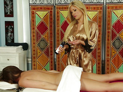 Big Breasts of Tasha Reign - A Little Nervous