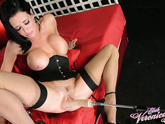 Veronica Avluv in My New Sex Machine†-†Movies