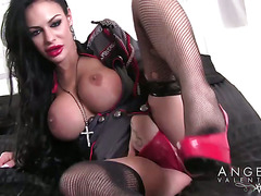 Angelina Valentine in Toy For My Asshole†-†Movies