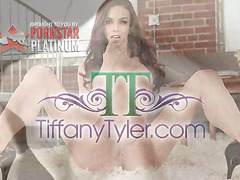 Tiffany Tyler with Puma Swede & Nina Elle†-†Movies