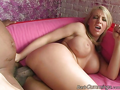 Shorty Mac DOUBLE CREAMPIE!