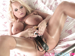 Rachel Love in Smoking Stockings†-†Movies