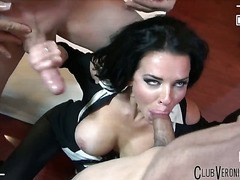 Veronica Avluv in Bachelor Party Blow Bang†-†Movies