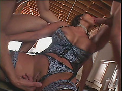 Cheek splitters scene 1