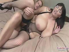 Big Tits BBW Simone Gets Melons & Cunt Fucked