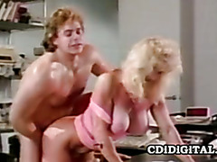 Brandy Bosworth - Bustillicious Retro Cougar Office Sex