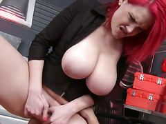 Beautiful red hair fuck 3
