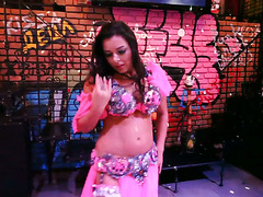 Alla Kushnir sexy Belly Dance part 130